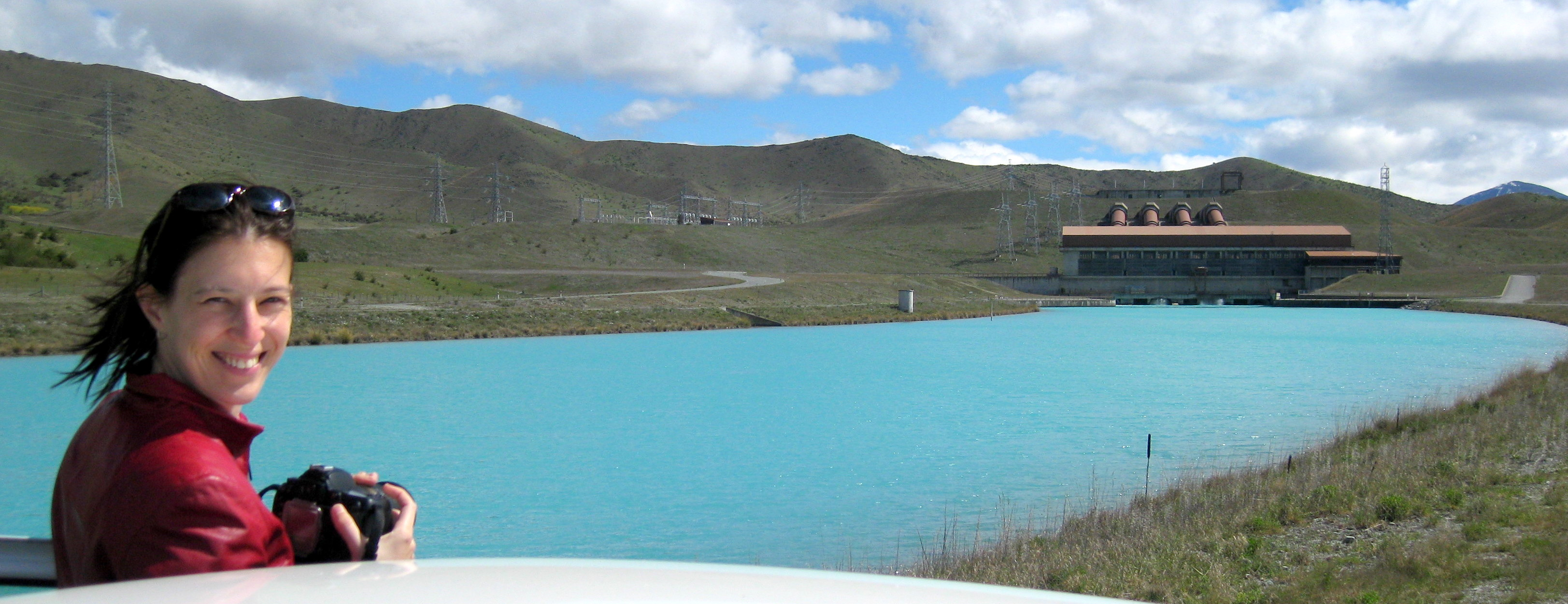 Ohau hydro power station (New Zealand)